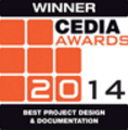 2014 CEDIA Asia Pacific Best Design And Documentation