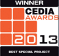 2013 CEDIA Asia Pacific Best Special Project